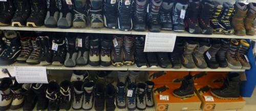 Boots de Snowboard