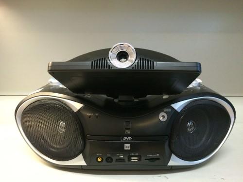 Radio CD Dual B-DVD 100T tout-en-un