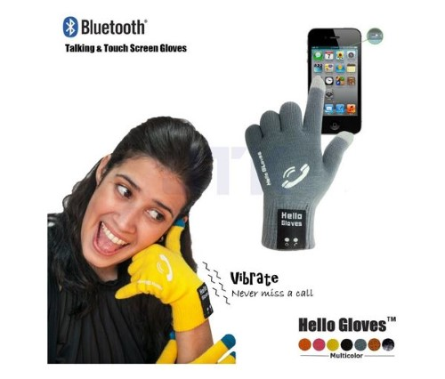 Gants Bluetooth