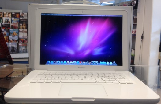 Apple MacBook 7.1 Core 2 Duo blanc